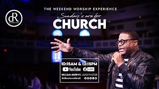 Welcome to The Online Worship Experience! April 18th, 2021