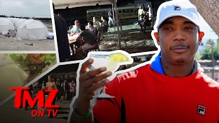 Ja Rule's Disastrous Music Festival - CANCELLED! | TMZ TV