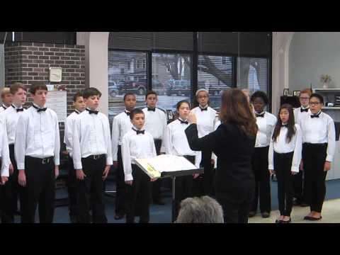 The Sudlow Intermediate School Select Choir