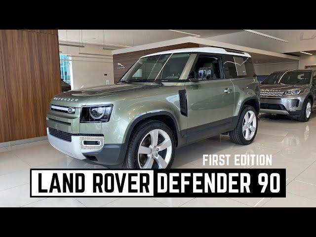 Land Rover Defender 90 🔥 Un verdadero juguete 4x4  🔥 Primer contacto (4K)