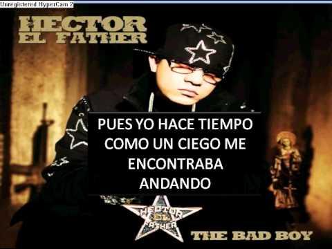 hector el father - tetimonio-letra