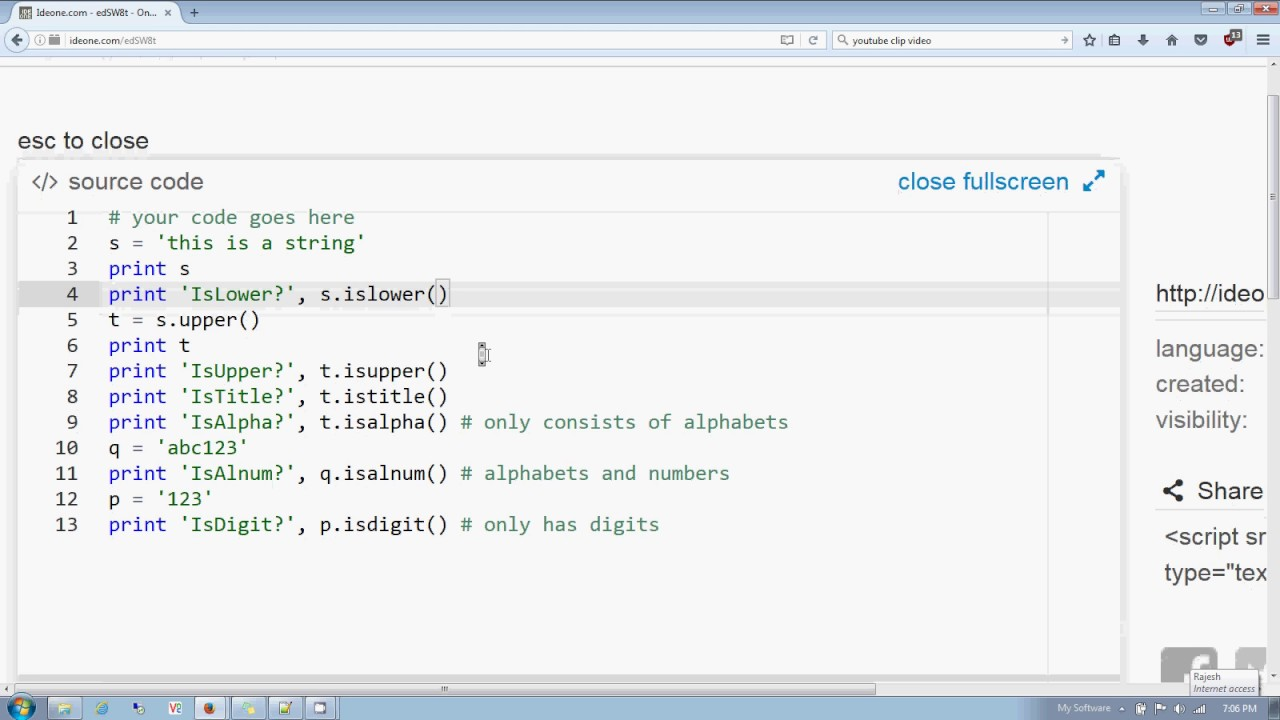 how to use isalpha python
