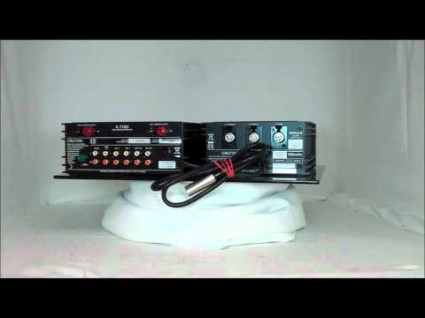 Musical Fidelity X-T100 & Triple X PSU