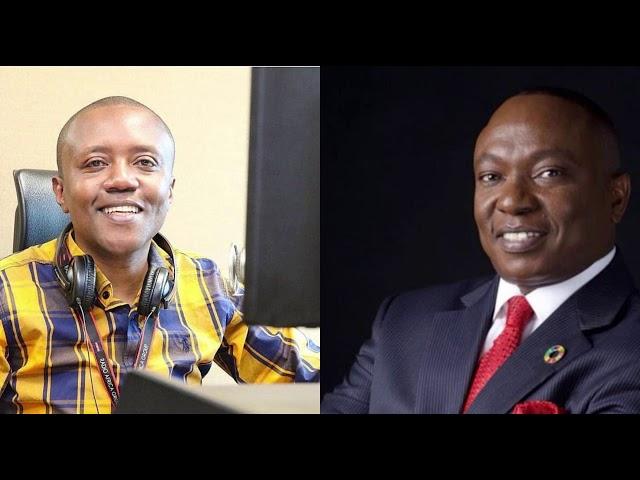 'Take it seriously' Chamber of Commerce boss Richard Ngatia urges Kenyans
