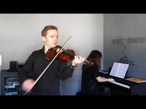 Mosquito Dance Op 62, No 5 Ludwig Mendelssohn  Feis Ceoil 2017 Syllabus  Junior Violin (D)