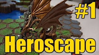 Heroscape Rise of the Valkyrie Game #1 - The Forsaken Waters