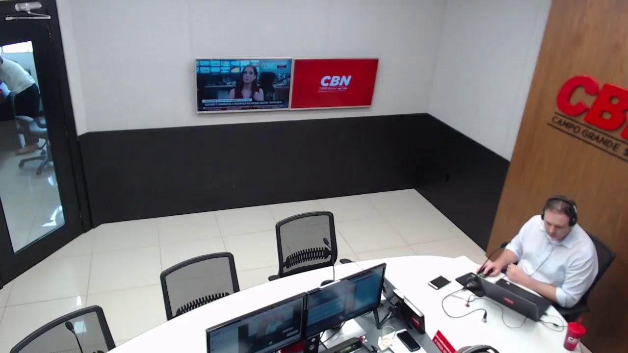 CBN Campo Grande (14/10/2020) – com Ginez Cesar