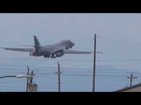 B-1B Lancer Ellsworth Air Force Base, South Dakota