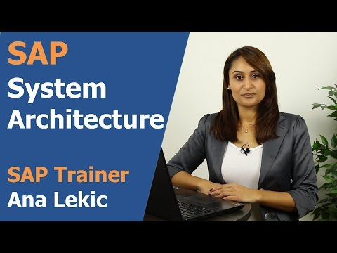 SAP System Architecture Overview - SAP NetWeaver - Ana Lekic SAP