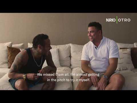 Half Time - Neymar Jr x Ronaldo - S1 E4   Neymar Jr 10