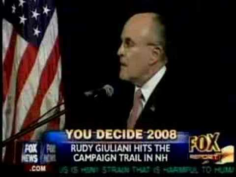 "Fox News: Rudy Giuliani - ""America"