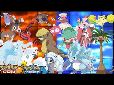 Alolan Ninetales? Z-Moves and the Island Challenge? Pokémon