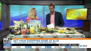 Are you an ALDI Shopper? Get Fresh, High Quality Foods for Less (AD)