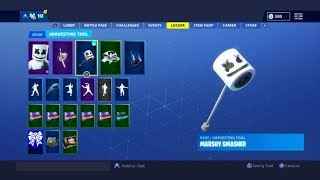 🔥Fortnite FREE MARSHMELLO PICKAXE - Showtime CHALLENGES (Fortnite Battle Royale) Live!