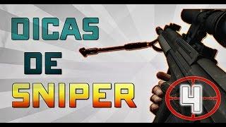 Combat Arms: Dicas de Sniper #4 - Sensibilidade Ideal