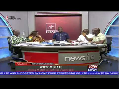 OMANE BOAMAH ON NEWSFILE WAS DESPICABLE AND DISGRACEFUL