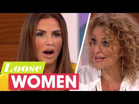 Katie Price Can't Explain Why She's Had So Many Cosmetic Procedures | Loose Women