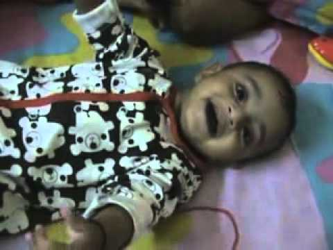 My Sweet, Little, Cute, And Happy Laughing Baby - Yash Wadekar