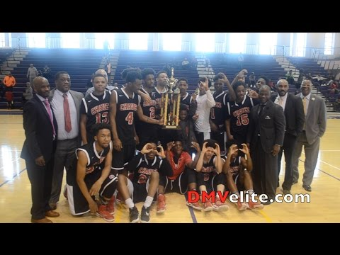 Cesar Chavez Beats Thurgood Marshall For PCSAA Title - DMVelite.com