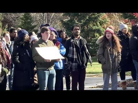 (VIDEOS) Rally for Undocumented Students WARNS MSU, Demands Sanctuary Campus