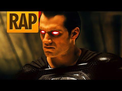 Rap do Black Superman (Versão Sombria) - VOU TE PULVERIZAR I Faço Assim