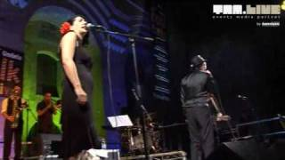 Tonino Carotone live Oriveto: Me cago en el amor