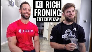 One of TeamRICHEY's most viewed videos: RICH FRONING - Why I won't compete as an Individual again (Full Interview)