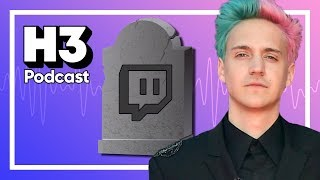 Ninja Leaves Twitch & TikTok Gives Me Nightmares - H3 Podcast #131