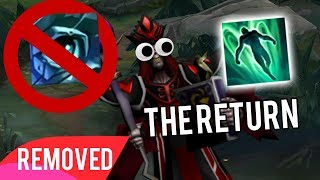 One of RossBoomsocks's most viewed videos: The Return Of REVIVE / Sightstone Removed - League OF Legends Don't Care; Didn't Read Patch 8.2