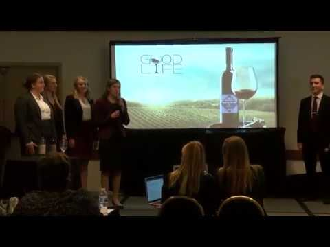 2018 Student Marketing Competition Finals: University of Wisconsin-Madison