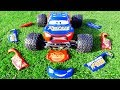 Fabulous Lightning McQueen Cars 3 and BALL w/ Fun Play Kids Songs Nursery Rhymes for Children !