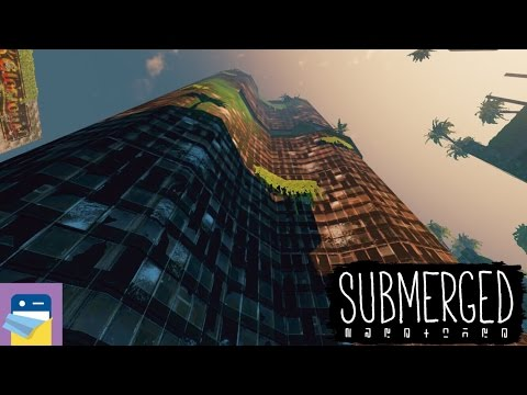 Submerged: Miku and the Sunken City: iOS iPhone 6S Gameplay Walkthrough Part 5 (by Uppercut Games)