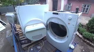 Сушильная машина Miele HomeCare Обзор, описание программ