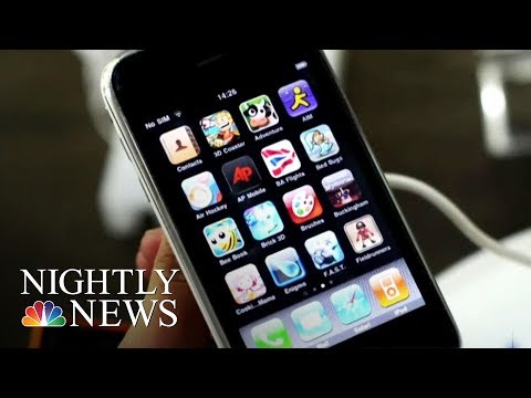 iPhone Turns 10: How The Device Changed The World | NBC Nightly News