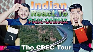 INDIAN Reaction On CHINA PAKISTAN Economic Corridor | CPEC Express Way Moter Way In China