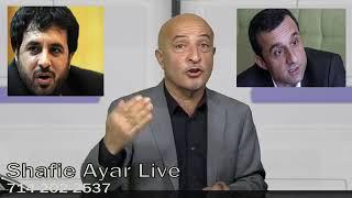 600-Shafie Ayar  برنامه زنده Dec 29-2018