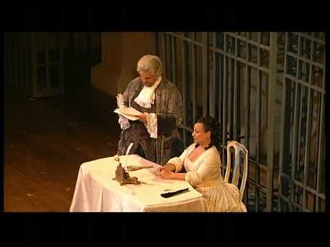 Rossini: Il barbiere di Siviglia. Aria di Rosina: Una voce poco fa