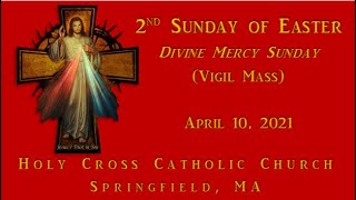 2nd Sunday of Easter (Divine Mercy Sunday)