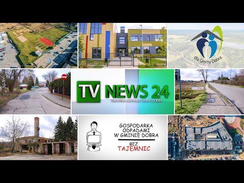TV News - Telewizja Lokalna Gminy Dobra: 14 Lutego 2020 R.