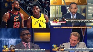 Could Victor Oladipo ELIMINATE Lebron James & The Cavs From The Playoffs??