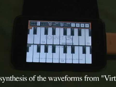 Pocket Organ C3B3 is a Hammond Organ in your pocket  : iPhone / iPod Touch App