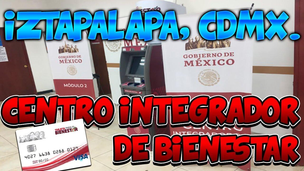 Centro Integrador De Bienestar Iztapalapa Cdmx Servidores De La Nación