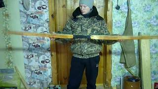Как сделать лук ( из орешника )