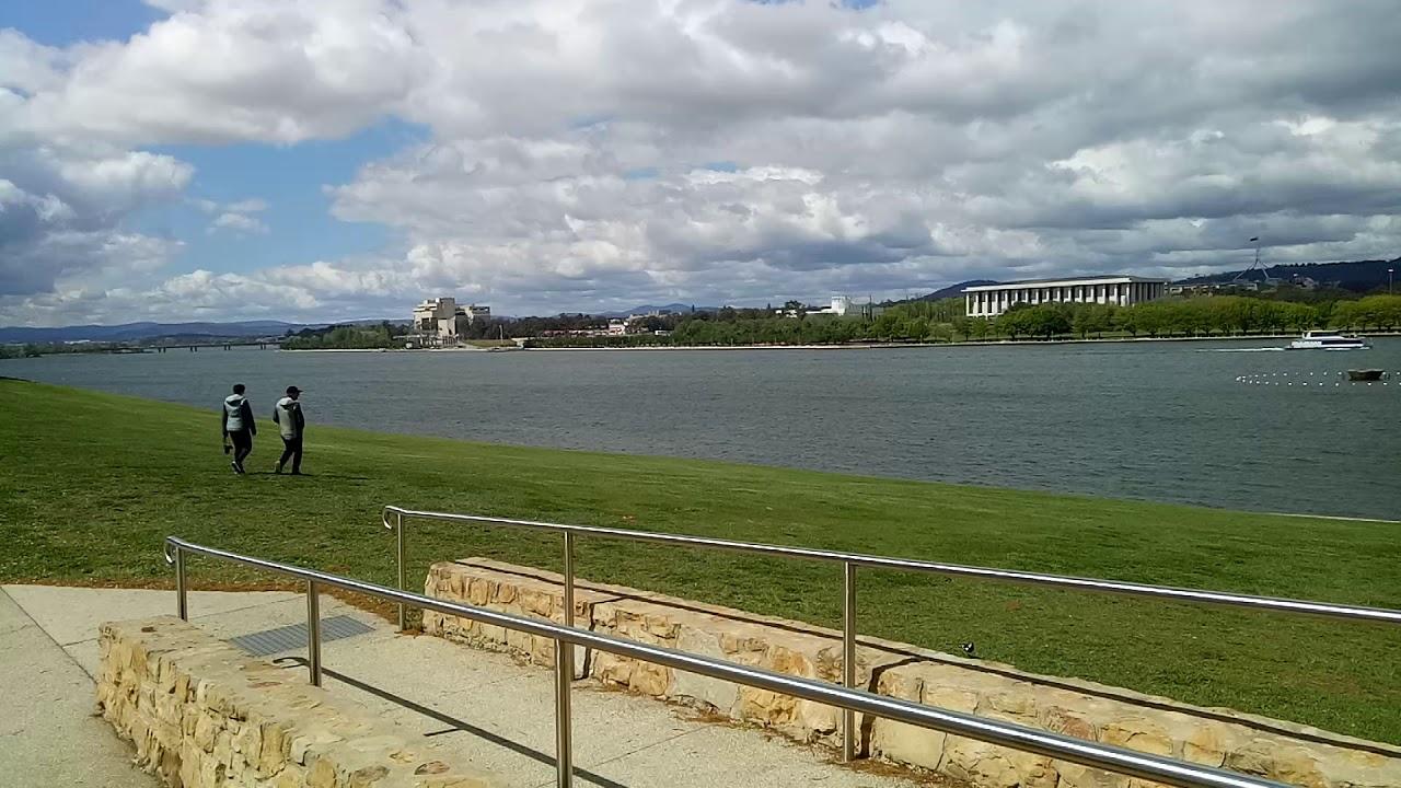 Peninjauan Lokasi Ibu Kota Australia Canberra Youtube