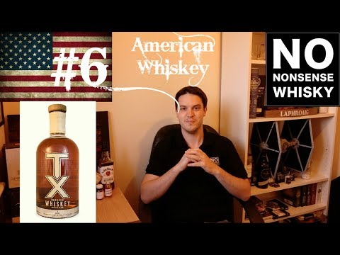 TX Blended Whiskey | No Nonsense Whisky Reviews #48