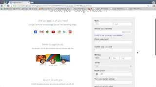Google Plus For Business How to Sign Up a Google Account Using a Non Gmail Address by Business Gplus