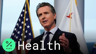 California Covid-19 Cases Rising at Slower Pace: Governor Gavin Newsom
