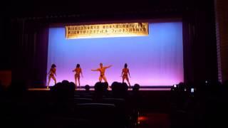 2011北区ゲスト Body Girls 丸山典子 佐藤恵美 浅田ふぢ子 Body Fitness ...