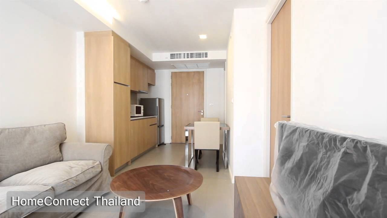 1 bedroom condo for rent at the nest condo pc006586 youtube for 1 bedroom condo for rent