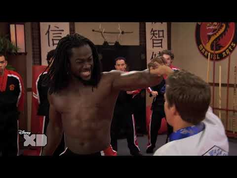 Kickin' It - GUEST STAR: Kofi Kingston - On Our Own Pt2 - HD